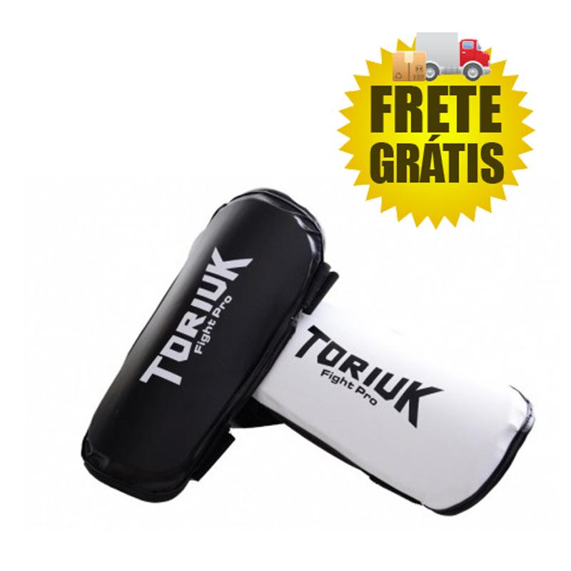 Protetor de Canela - Taekwondo - Liso - Toriuk - Frete Gr�tis