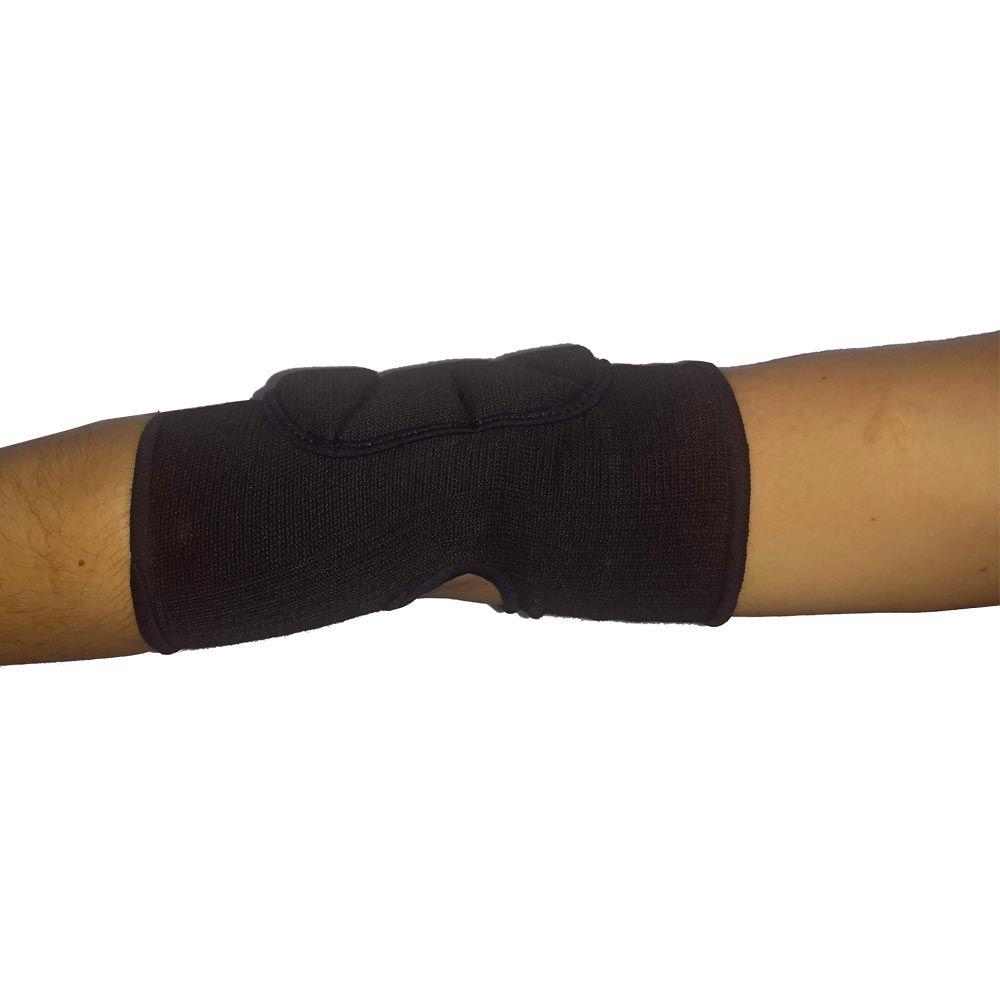 Protetor de Cotovelo Cotoveleira Acolchoada - Artes Marciais - Esportes - MKL  - Loja do Competidor