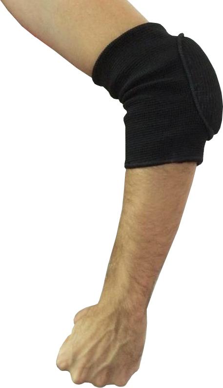 Protetor de Cotovelo/ Cotoveleira Acolchoada - Progne  - Loja do Competidor