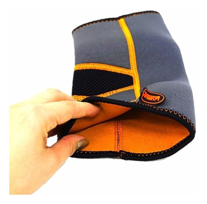 Protetor de Cotovelo Cotoveleira Neoprene - LiveUp - Unid  - Loja do Competidor