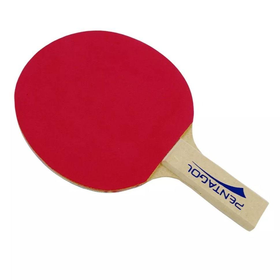 Raquete Tenis de Mesa Ping Pong - EVA Standard - Pentagol