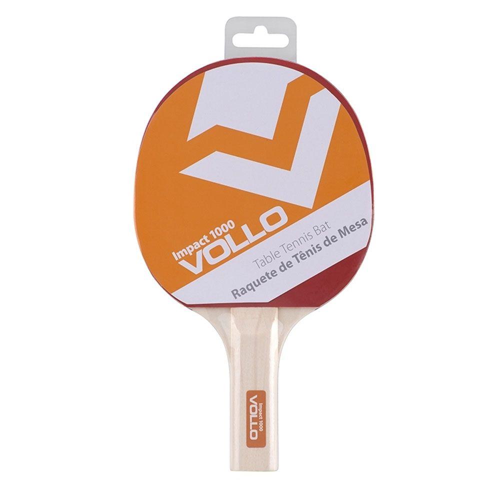Raquete Tenis de Mesa / Ping Pong - Impact 1000 - VT602 - Vollo