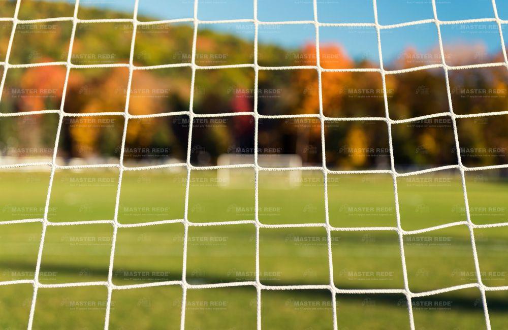 Rede Futebol de Campo - FM-2X - Tipo México - Colméia - Fio 2.5mm - Par -  Master  - Loja do Competidor