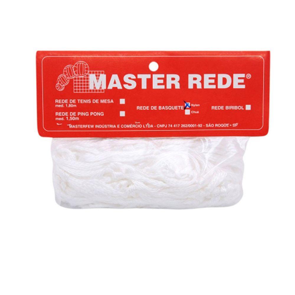 Rede para Cesta - Basquete 2mm - Master- Nylon - Pentagol - Par  - Loja do Competidor