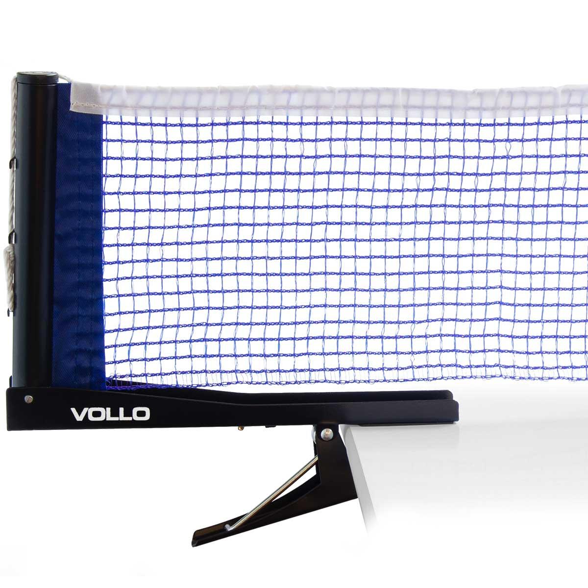 Rede Tenis de Mesa Ping Pong com Suporte Alicate - Vollo