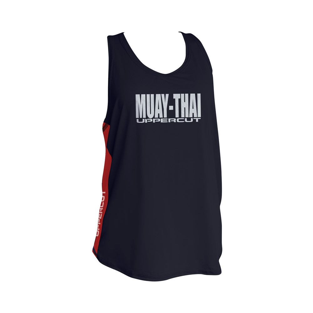 Regata Esportiva Dry Fit - Muay Thai - UV-50+ - Feminina