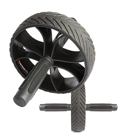 Roda de Exercícios - Flexão/Abdominal - AB Wheel- Prottector