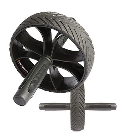 Roda de Exercícios - Flexão/Abdominal - AB Wheel- Prottector .