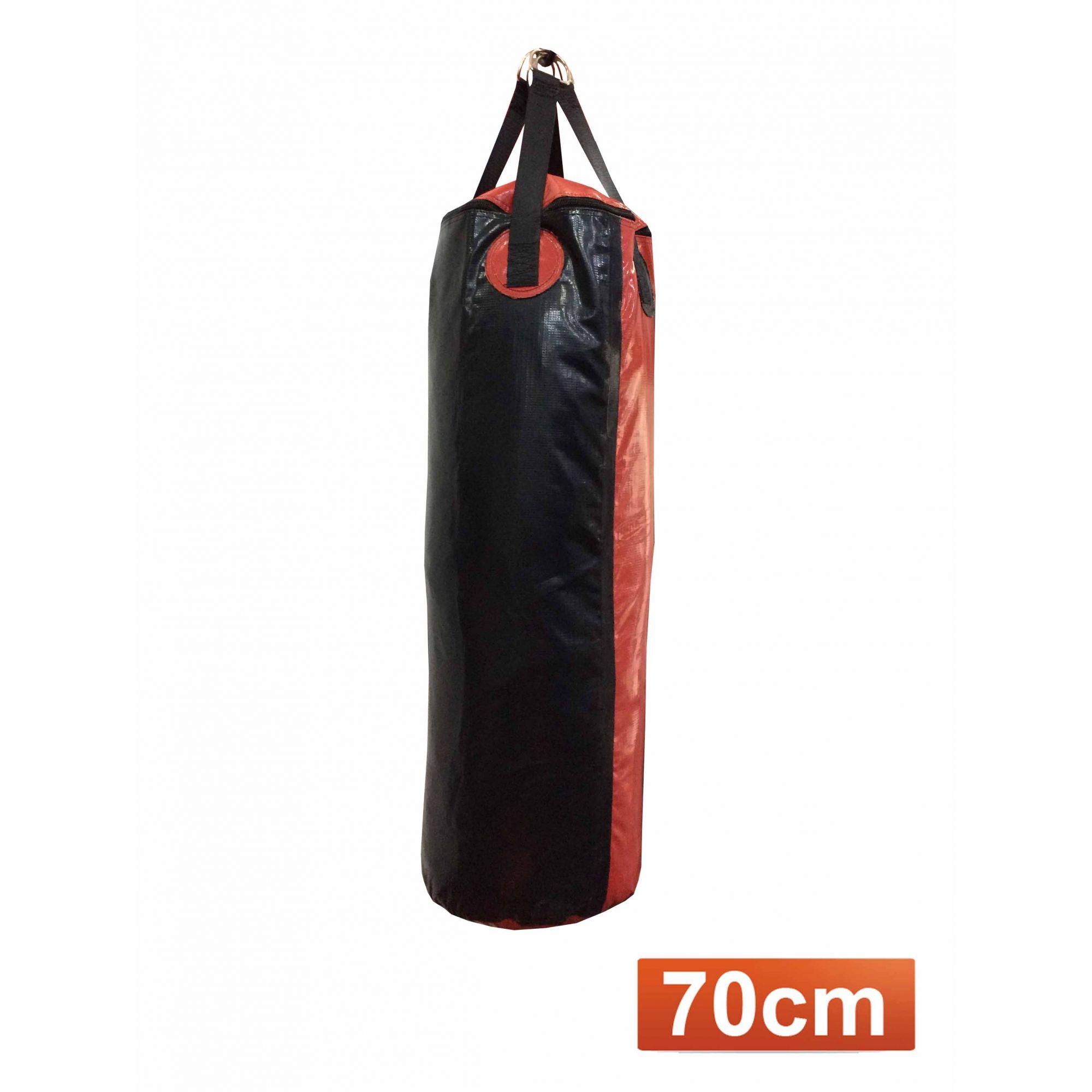 Saco de Pancadas - Lona Náutica - Cheio - 60 cm - UC  - Loja do Competidor