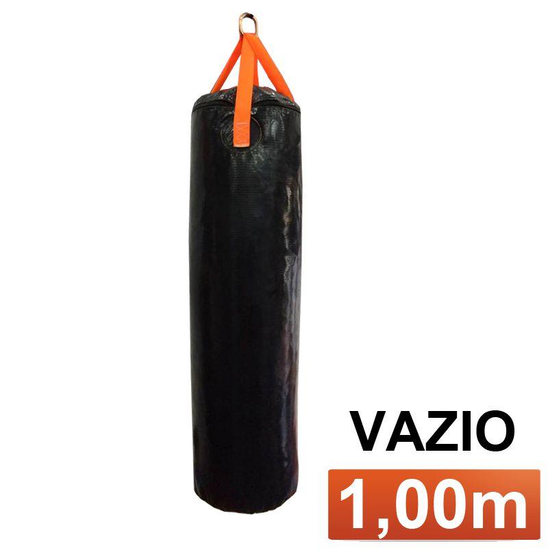 Saco de Pancadas - Lona Náutica - Vazio - 1,00m - Toriuk  - Loja do Competidor
