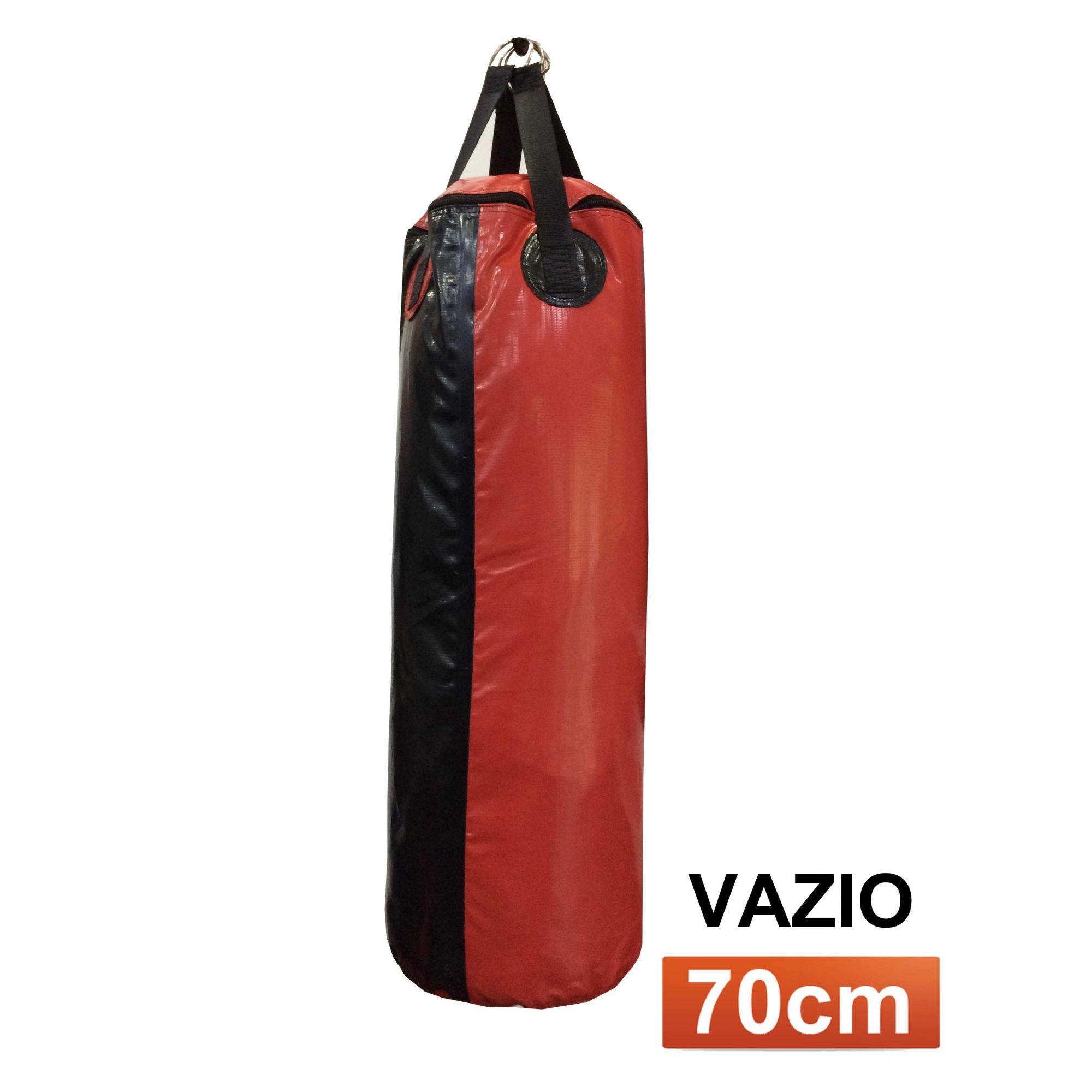 Saco de Pancadas - Lona Náutica - Vazio - 70cm - Toriuk  - Loja do Competidor