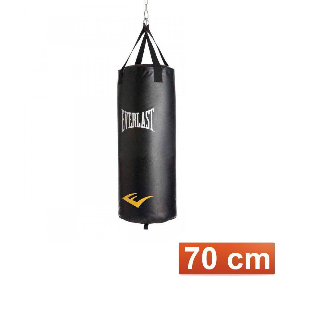 Saco de Pancadas - Nevatear - Cheio - 70 cm- Everlast  - Loja do Competidor