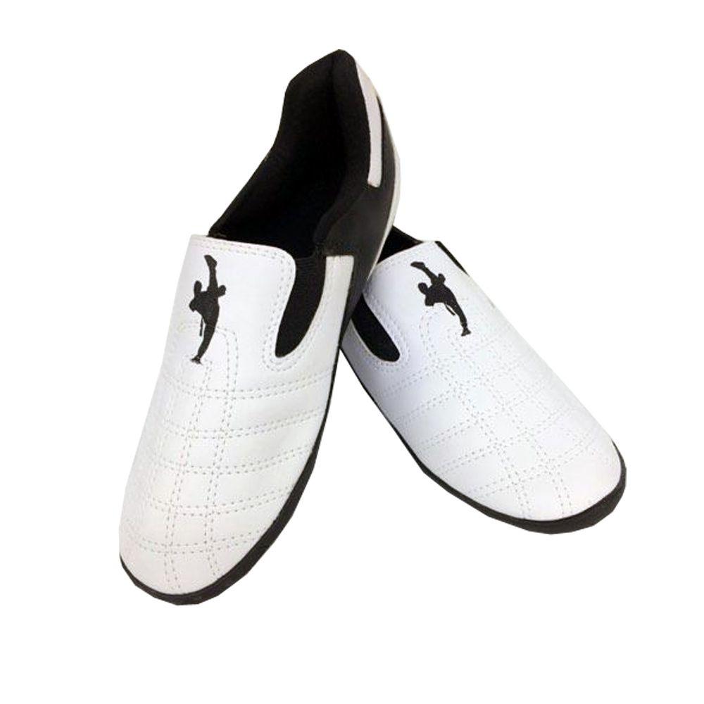 Sapatilha para Artes Marciais - Silhouette - Branca - Sulsport  - Loja do Competidor