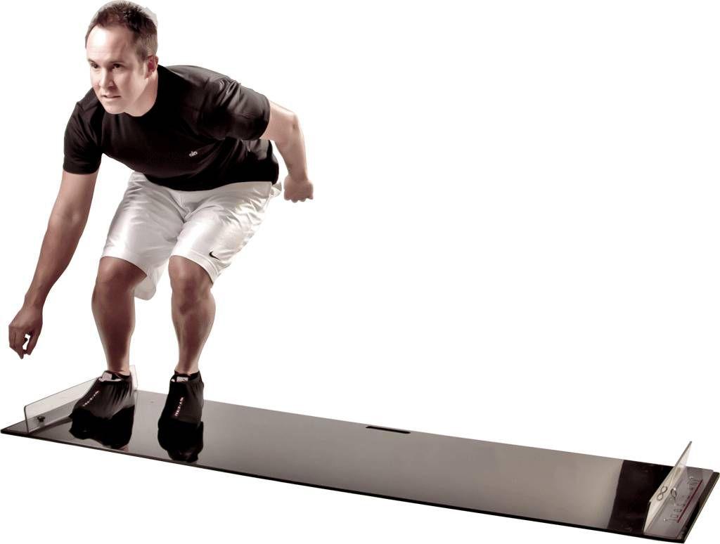 Slide Board Deslizante para Treino Funcional - Exetex  - Loja do Competidor