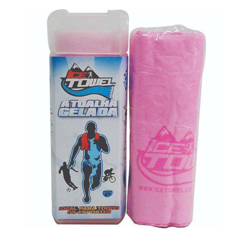 Toalha Gelada - Fisioterapia / Recuperação Muscular - Ice Towel - Pequena - Ahead