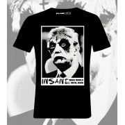 Camiseta Insane Trump