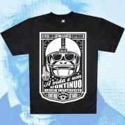 Camiseta O.D.I.O -SCHOPENHAUER LUTE