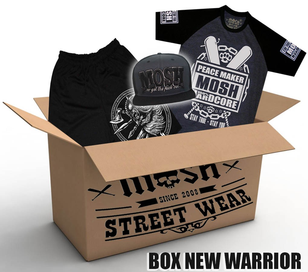 BOX NEW WARRIOR