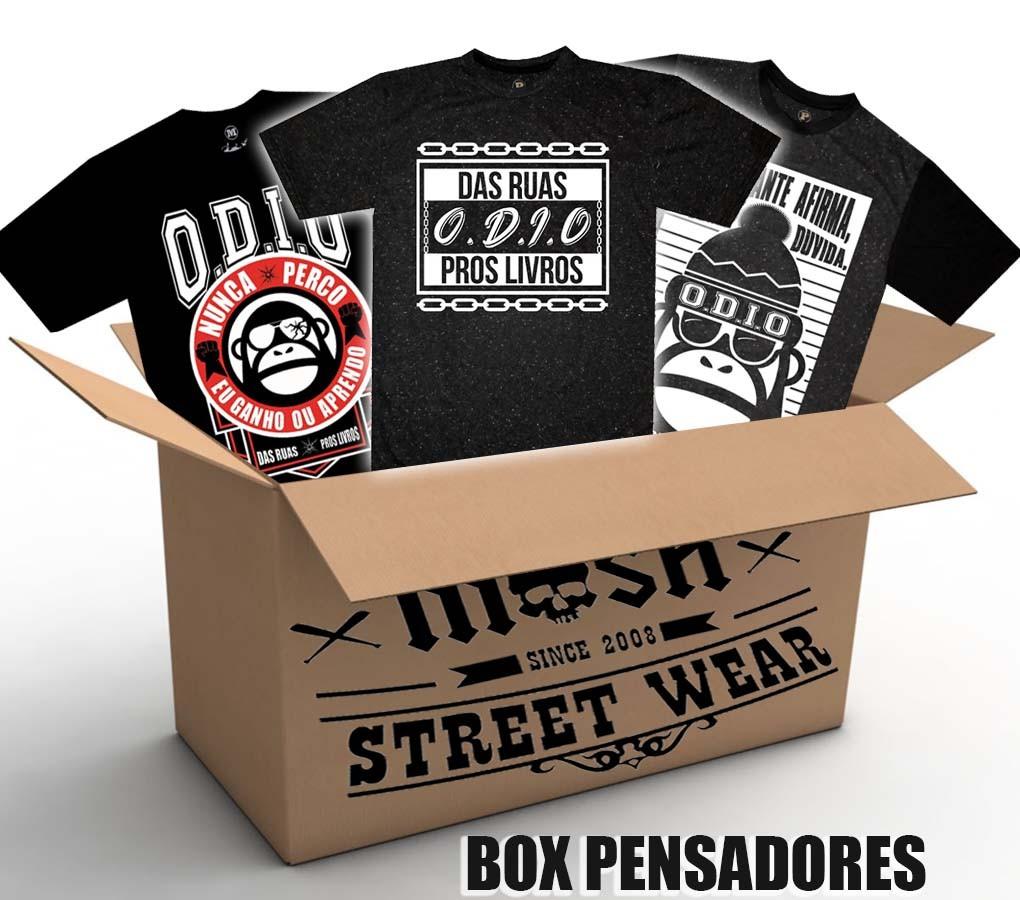 BOX PENSADORES