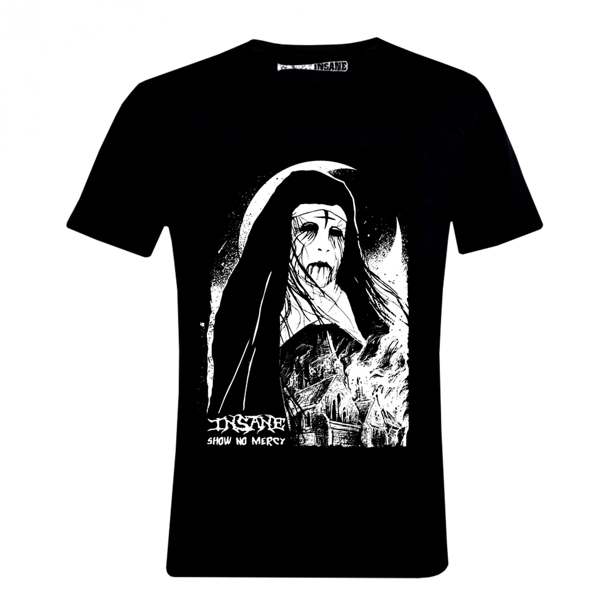 Camiseta Insane Freira
