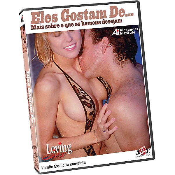 DVD Loving Sex  Eles Gostam De... Mais Sobre o que os Homens Desejam