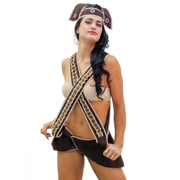 Fantasia Diva Do Nordeste - Sapeka