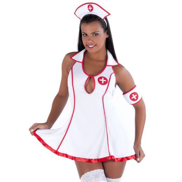Fantasia Erótica Doutora Vestido - Amareto