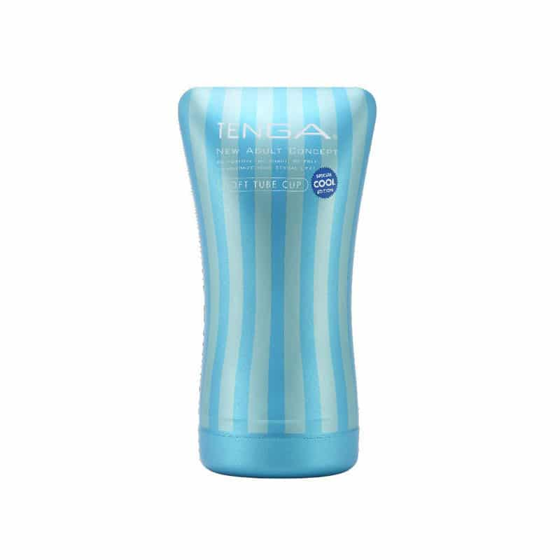 Tenga Soft Tube Cup – Special Cool Edition