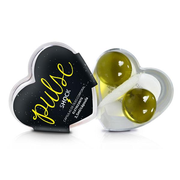 Bolinhas Pulse Shock Eletrizante
