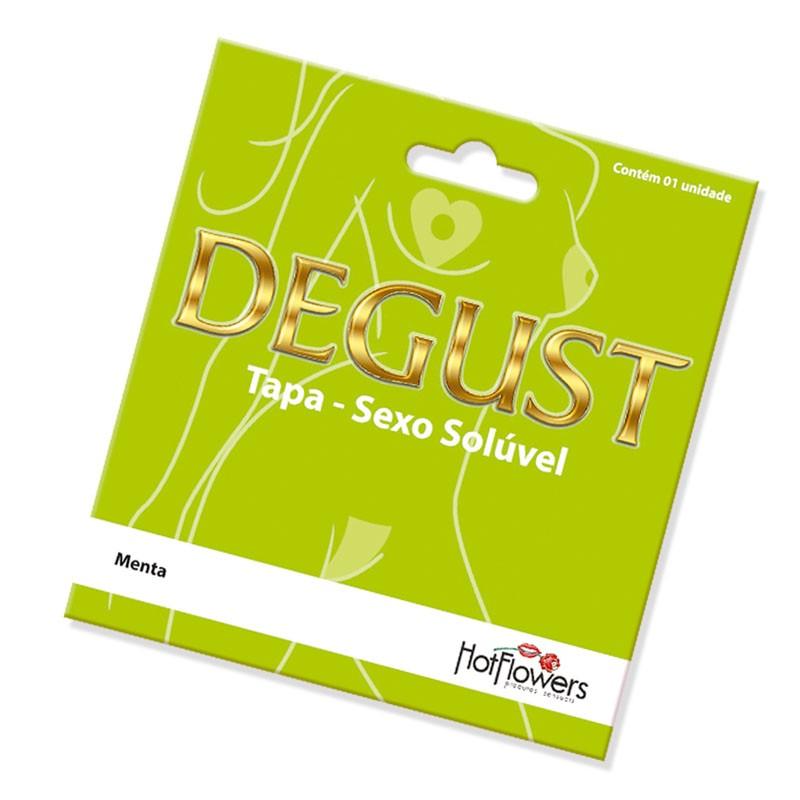 Tapa Sexo Solúvel - Degust