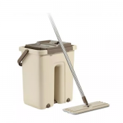 Balde Mop Limpador Multiuso Wash & Dry Premium Mop