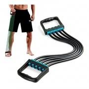 Elástico Extensor Tensão Exercícios Funcional Musculação