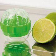 espremedor de limão extrator suco portátil pratico e rápido
