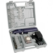 Micro Retifica Eletrica Bi-volt R60 62 Acessorios Sem fio