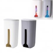 Suporte Saco Sacola De Lixo Cozinha Banheiro Puxa Saco