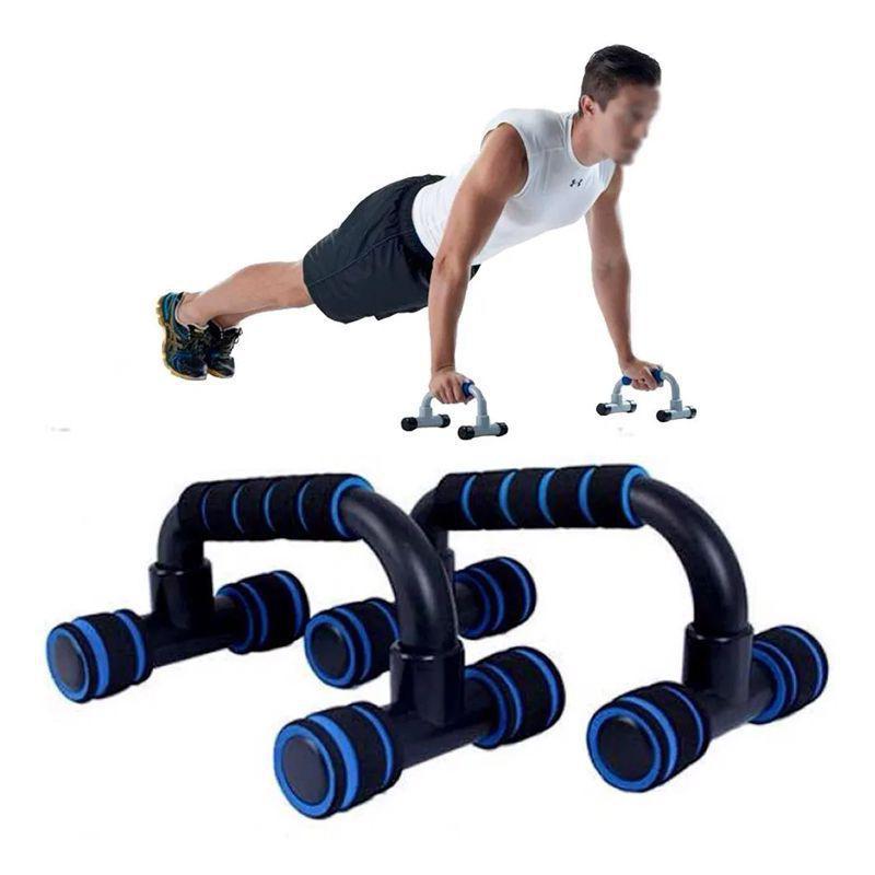 Apoio Fixo Para Flexão De Braço Par Suporte Exercícios mbfit