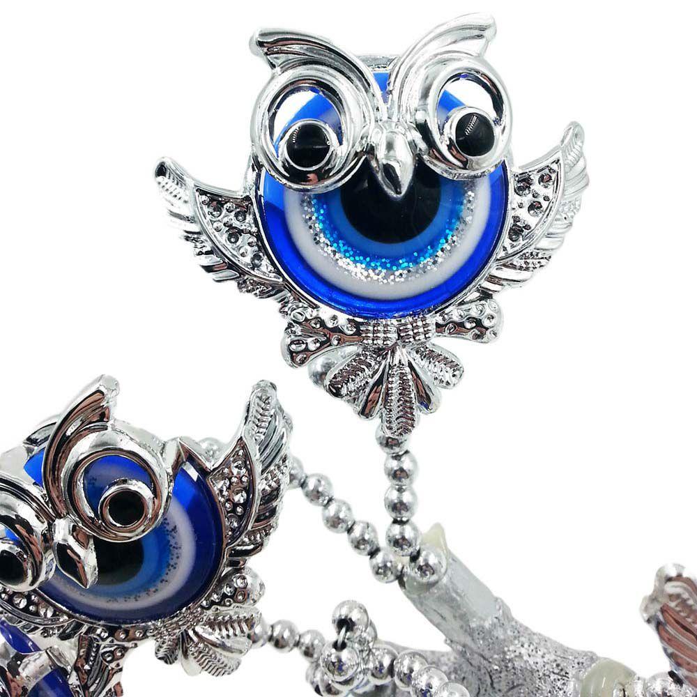 arvore olho grego turco 16 cm decorativa atrai boa energia