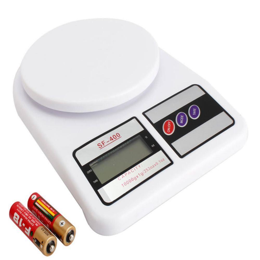 Balança De Cozinha Digital Sf-400 10kg Com Alta Precisão