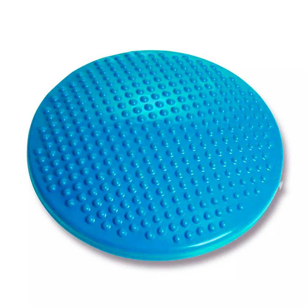 balance cushion disco de equilíbrio inflável almofada 38 cm