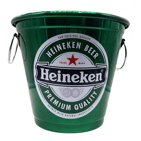 Balde De Gelo E Cerveja Personalizado Resistente 3 Litros