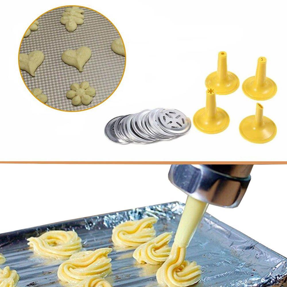 biscoiteira maquina para fazer biscoito decoração 10 moldes