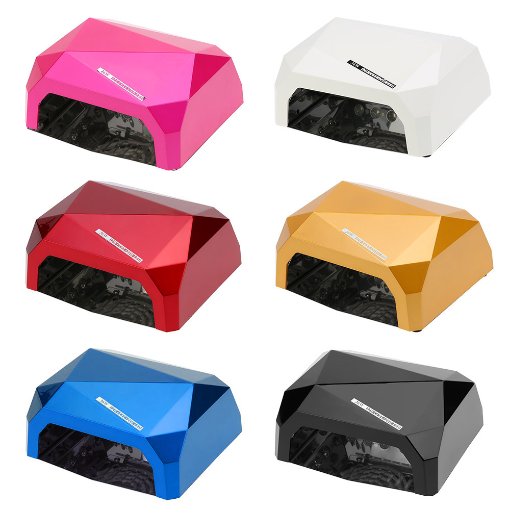 Cabine Estufa para Unhas com Luz UV Led Seca Esmalte Bivolt