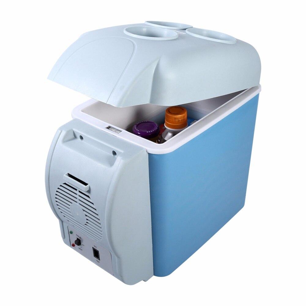 Caixa Térmica Cooler Portátil 12v Geladeira Resfria Aquece