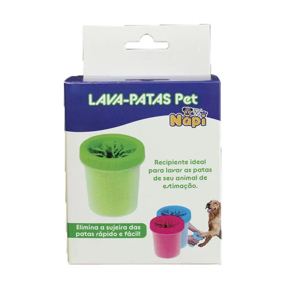 Copo Limpador Lava Patas Patinhas De Cachorro Cão Pet Napi