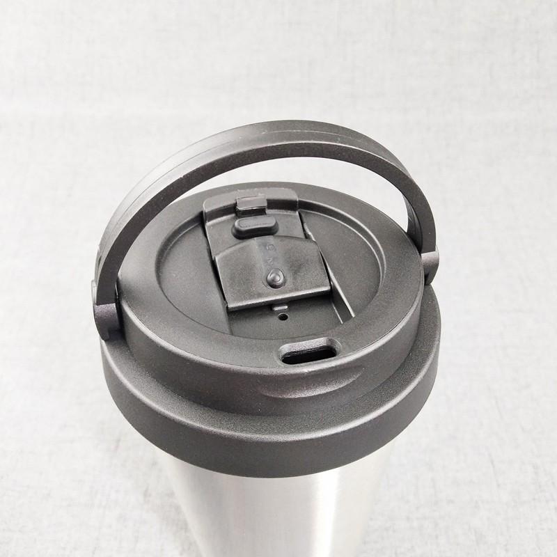 Copo Térmico Inox 500 ML Café Chá Chocolate Quente com tampa