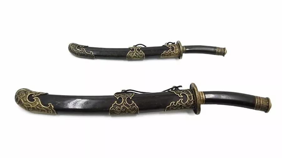 Espadas Katana Decorativas Com Pedestal Design Japonês