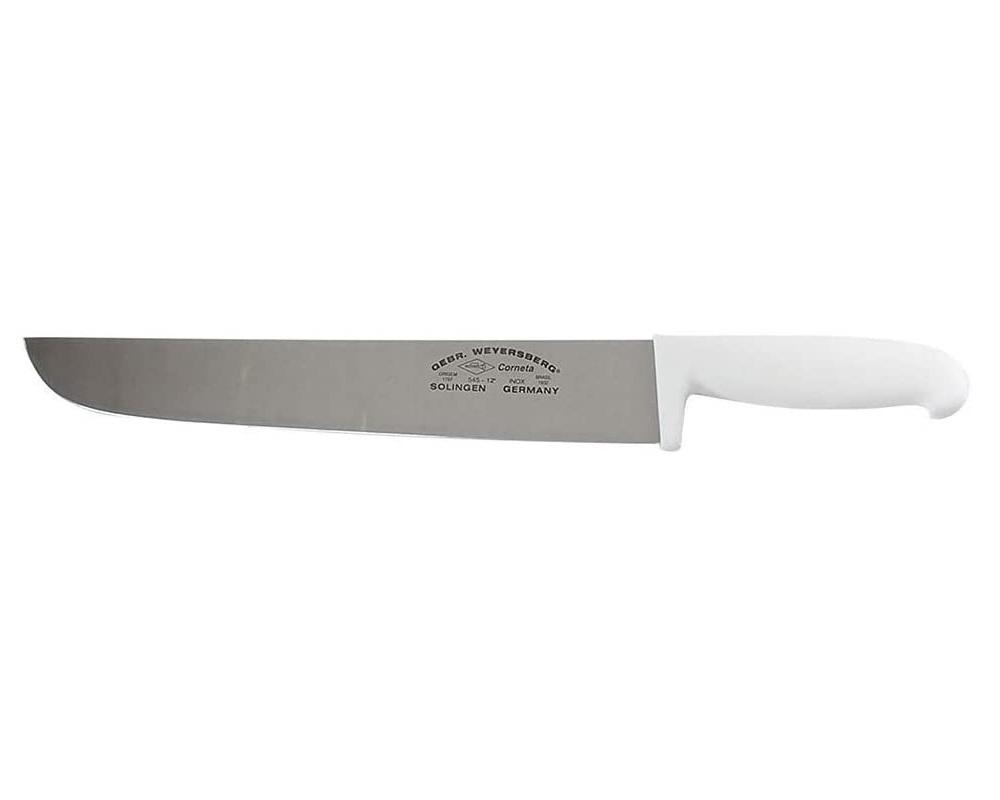 Faca para carne Açougue Profissional Corneta Premium 12 pol