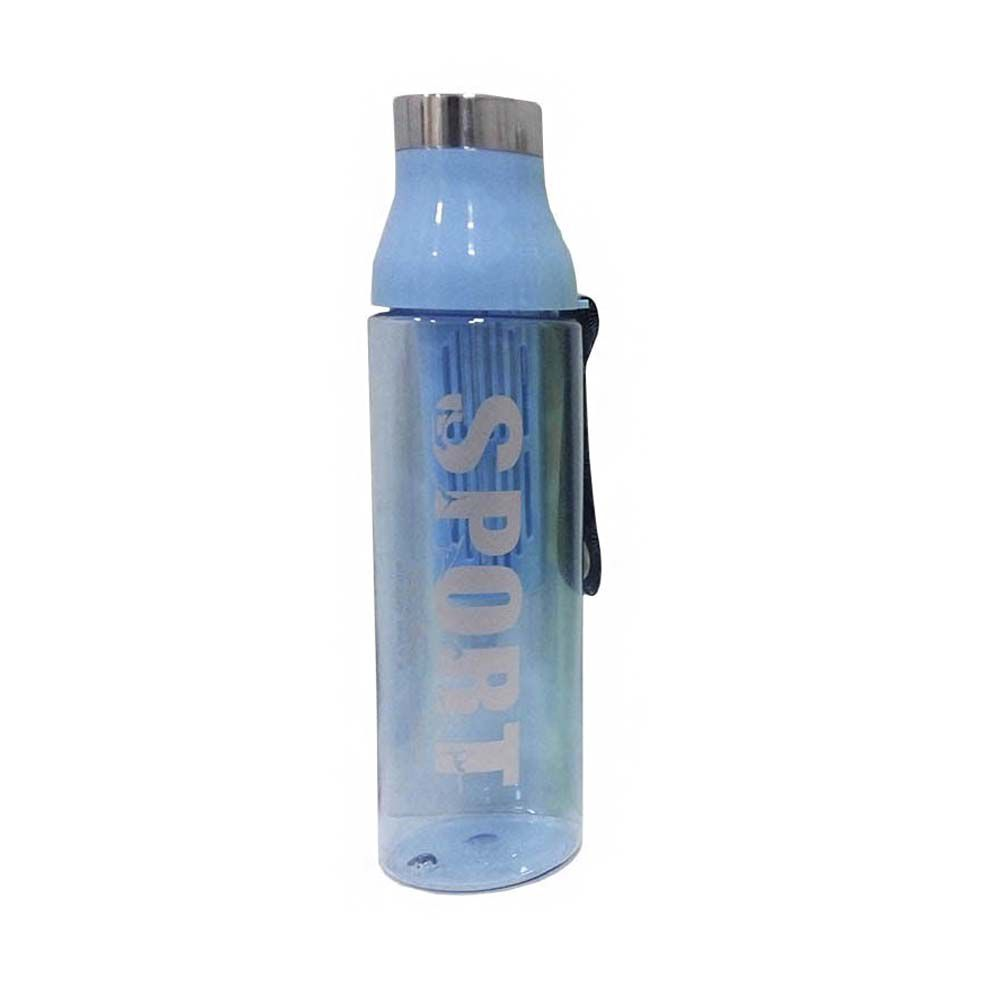 garrafa squeeze esporte 1,5 ml com infusor para chá e gelo