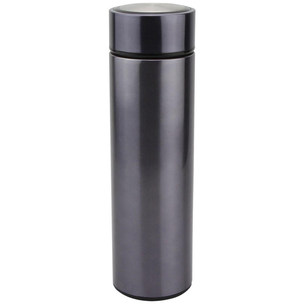 Garrafa Térmica Inox 450ml Resistente Chá Café Parede Dupla