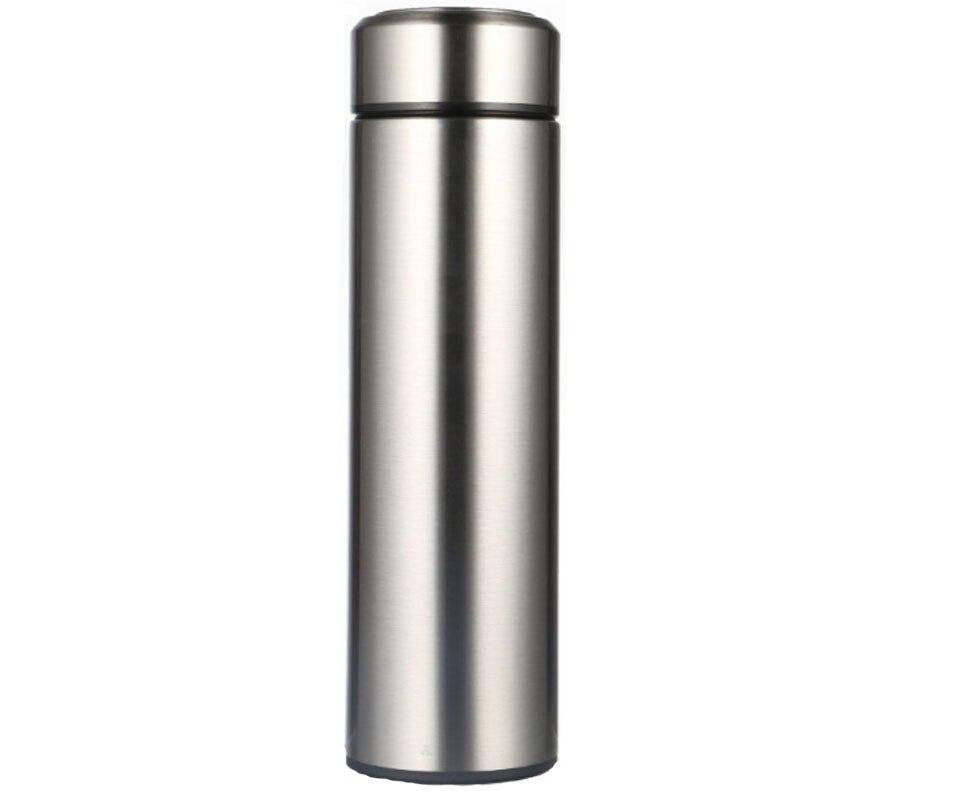 Garrafa Térmica Inox 500 Ml Resistente Chá Café Parede Dupla